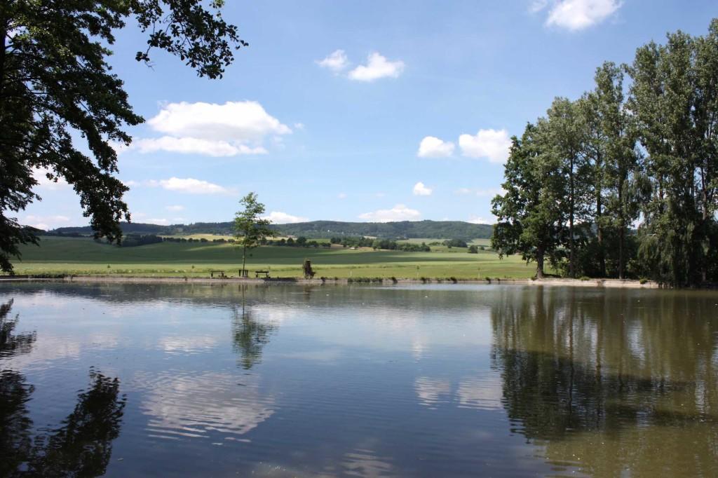 Bezděkovský rybník 1